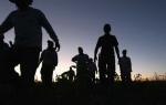 migrantes foto john moore getty images