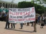 Libertad a los presos políticos del ejido San Sebastián Bachajón
