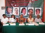 CPrensa-Conforman Comité de Amigos y Familiares por la Libertad de los Presos Políticos de la CNTE-SNTE y del FACMEO-Foto-Cencos