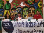 Conferencia de Prensa En el Marco del día Internacional del Detenido-Desaparecido OSC. Presentan Manual sobre Desaparición Forzada