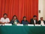 Conferencia de Prensa  Se Criminaliza y Hostiga la Protesta de Organizaciones y Profesores en el estado de México