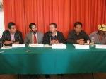 Conferencia de Prensa Trabajadores ex braceros marcharán por una Deuda Histórica de la Ciudad de México a Nueva York y Washignton D.C.