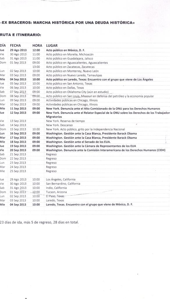 Itinerario-Braceros