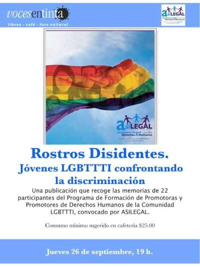 Rostros Disidentes