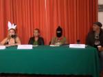 Conferencia de Prensa Trabajadoras y Trabajadores Sexuales presentarán propuesta de iniciativa de ley para que se reconozcan sus actividades como lícitas