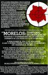 Cartel Morelos Territorio en Emergencia
