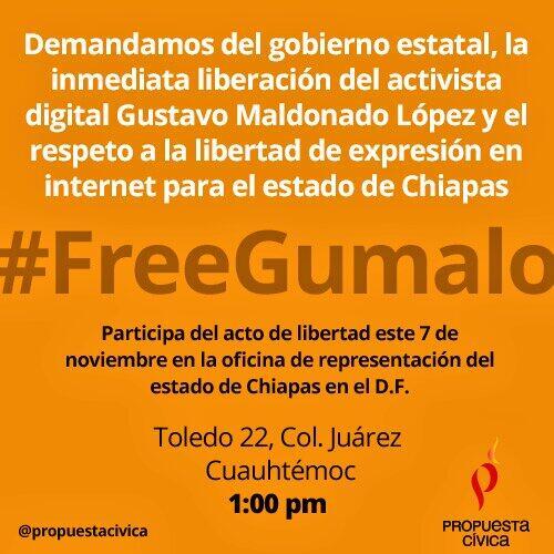 #freeGumalo