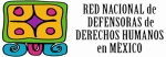 logo Red Nacional defensoras