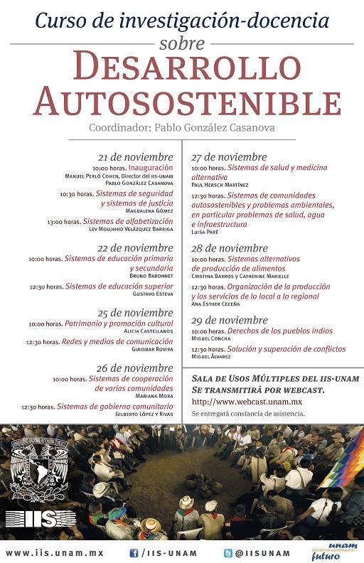 programa desarrollo auto sostenible
