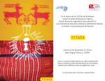 Cartel Presentyación fanzine Pitaya