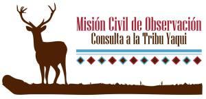 Conferencia de prensa Misión Civil de Observación Consulta a la Tribu Yaqui