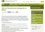 Taller de Periodismo de Investigación en México