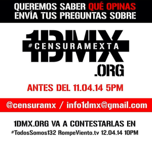 Censura1DMX